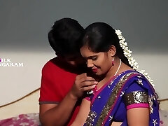 indian Aunty Very First Night Scenes - soles