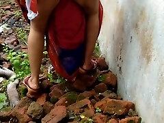 Devar Outdoor Humping Indian Bhabhi In Abandoned Building Ricky Public Sex