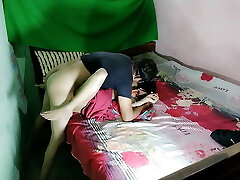 Poking Indian mother In Law Sexually Starved Desi Pussy