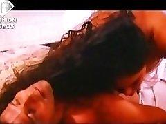 Romantic scene from B grade Mallu clip