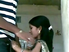 Indian scandal video of a couple tearing up all dressed up