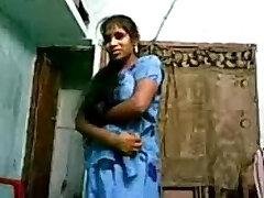 1St time on web camera for Nilu