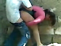 indian jungle banged caught