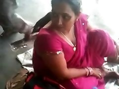 Busty Indian MOTHER I'D LIKE TO FUCK on a Train Station 2 (o) (o)