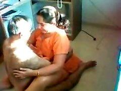 Desi Aunty Fucked on a hidden camera