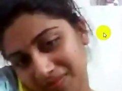 desi collage gal masturbation on Skype for her boyfriend
