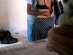 DESI BHABHI ENJOYING WITH YOUTHFUL DEVAR