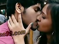 Indian kalkata bengali acctress hot kissisn sequence - teen99*com