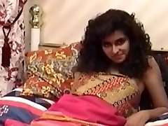 Young British Indian Teen With a Super-cute Fur Covered Pussy!!!