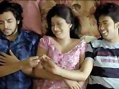 Three On A Bed 2012 (Erotic Three-way)