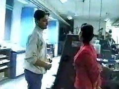 Indijos Office Fuck