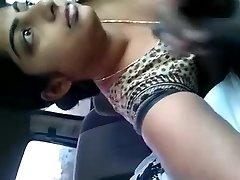 CUM IN TRUCK - INDIAN CHICK FRIEND