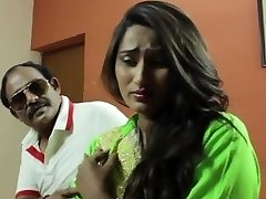 Daddy and Son with a Hot Mallu Aunty _ Hot Vignette HD