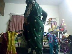 Desi Bhabi Hidden Webcam