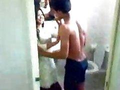 Indiana menina da faculdade swapna fodido por seus adolescentes chachu escândalo - baixa Qualidade