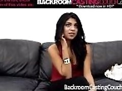 Married Indian Teen'_s 1st Assfuck on Casting Sofa