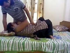 Very nice Indian wife loving sex with husband