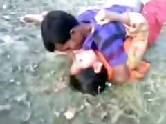Bangladesi Female Outdoor Orgy