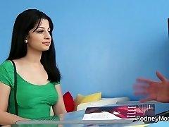 Nadia Ali Lähis-Ida Sugu Araabia Liibanoni Tüdruk