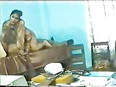 indian doctor drilling his nurse in hospital part Three