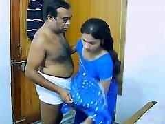 Indian Amateur Duo Honeymoon Hump Exposed