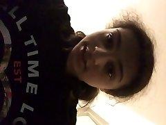 brunette teenie selfie part Two