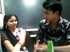 Indian Desi fantastic gal in churidar