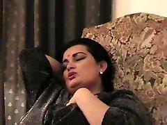 Indian - BBW Domina gets her slit licked