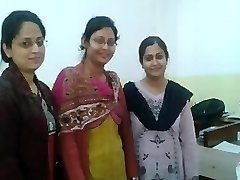 Soumita and her desi friend enjoy your ginormous cock