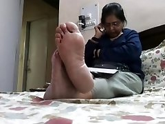 脚的成熟印度的女神6