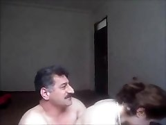 Araabia või türgi mees keppis armas tüdruk