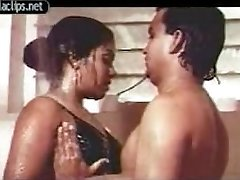 Mallu Aunty indira in bathroom
