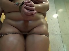 bdsm roleplay indian wife rubdown