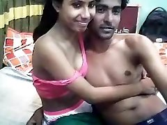 Desi Indian Youthful Paramours Full Fucking Webcam