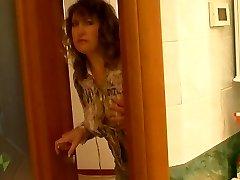 Russian mature M.S.C. #031 - Rebecca