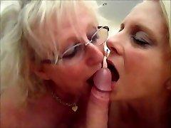 mom janet n wife susie in'cum-swap' action