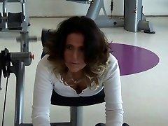 mature hidden cam gymnastics part 2