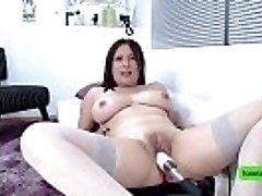Big tits milf spray and machine penetrate - xxxcamcity.com