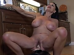 Weirdos of Nature 194 Hefty Mature Tits on Sybian