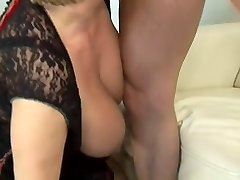 hot granny  paying with fuck stick and thick cock