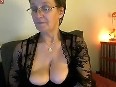 Impressive Amateur movie with Big Tits, Stockings sequences