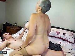 AGEDLOVE Granny Savana plumbed with really hard stick