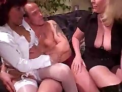 All ages gangbang