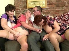 Old slut mothers gargle and penetrate not their sons