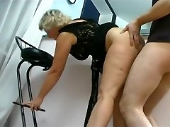 Super-sexy Amateur record with Smoking, PLUMPER scenes