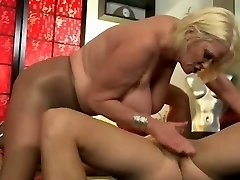 BBW Granny in Assfucking Vignette 220.SMYT