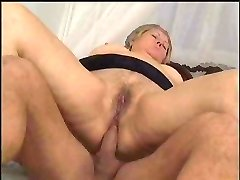 Chubby Grandmother likes it..