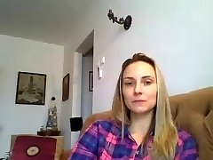 Maria de la Braila face videochat