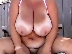 Enormous grandma solo