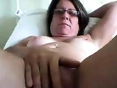 Naked Mature Female Taunting